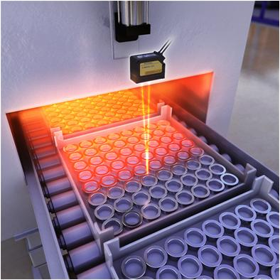 Lasers that are resistant to color change